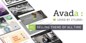 avada template wordpress