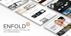 enfold template wordpress