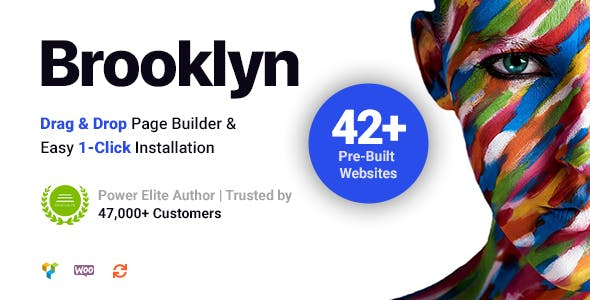Brooklyn | Creative Multipurpose Responsive WordPress Theme - 6