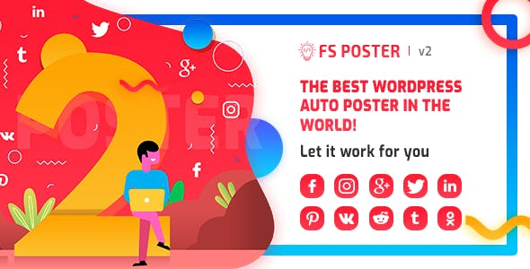 FS Poster - WordPress auto poster & scheduler - 1